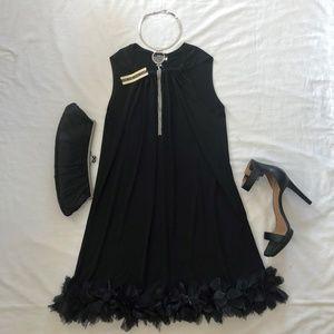 Forever Black Mini Dress